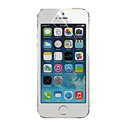 Stuffcool Clear Screen Protector Screenguard for Apple iPhone 5 / 5S / SE (CCIP5S)