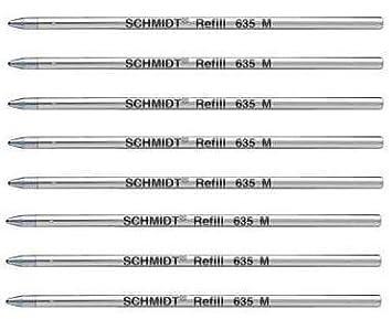 FABER-CASTELL Kugelschreiber-Großraummine M Sparpack wählbar blau