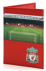 Liverpool Fc Passport Holder Wallet - Stadium from Liverpool FC