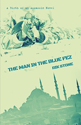 The Man In The Blue Fez by Rik Stone ebook deal