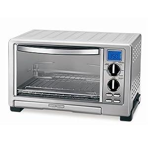 Amazon Com George Foreman To2021b 6 Slice Countertop Oven