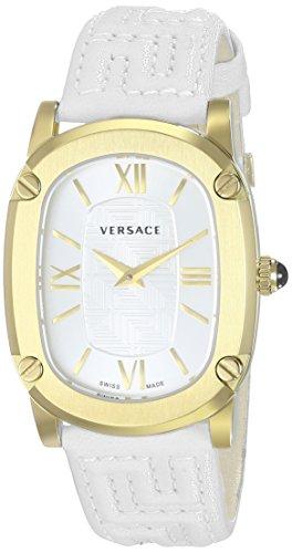 Versace Versace Women's VNB040014 COUTURE Analog Display Swiss Quartz White Watch