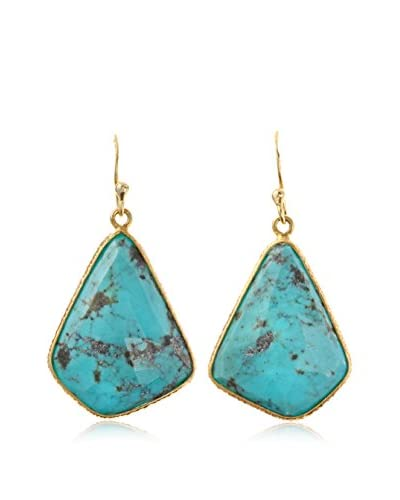 Heather Hawkins American Turquoise Semester Earrings