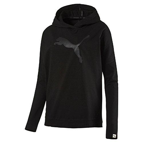 puma-evo-cover-up-w-felpa-sportiva-nero-cotton-black-l