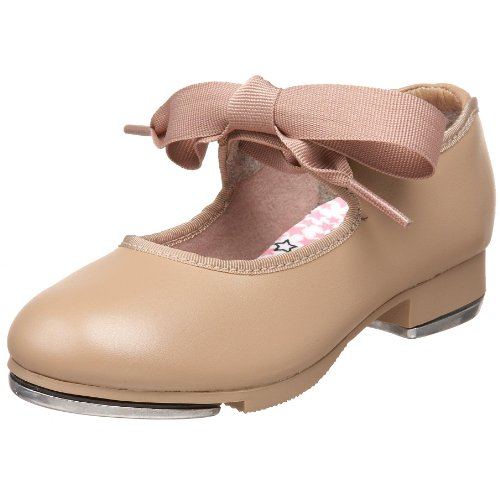 4. Capezio Toddler/Little Kid Jr.Tyette N625C Tap Shoe