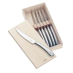 WMF 1289616046 Steakmesser Set 6 Stück Geschenkidee