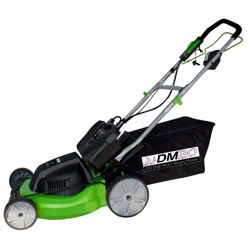 CEL DM20 20-inch Self Propelled Rotary Lawn Mower