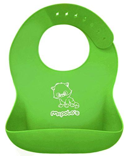 mcpolos-cute-persian-kitten-ibib-100-portable-silicone-baby-bib-waterproof-food-crumb-catcher-pocket