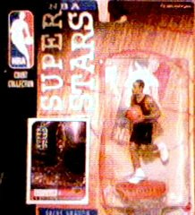 Buy Low Price Mattel Allen Iverson Super Stars 98/99 Collector's Figure (B000NFX9X2)