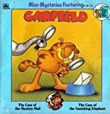 img - for Mini-Mysteries Featuring Garfield: The Case of the Mystery Mail/the Case of the Vanishing Elephant (Golden Look-Look Book) book / textbook / text book
