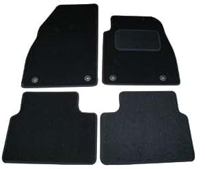 Sakura Car Mats for Vauxhall Insignia Fits 2008 to 2011 Models - Black