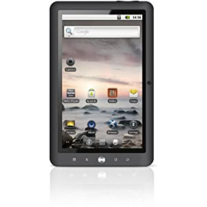 Coby Kyros 10.1-Inch Android 2.3 4 GB Internet Tablet with Capacitive Touchscreen - MID1125-4G (Grey)