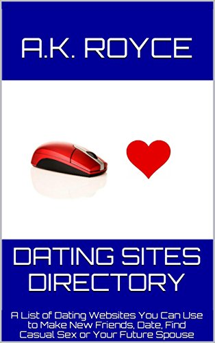Dating website directories