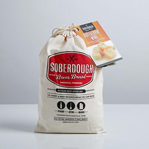 Soberdough Beer Bread Mixes - Various flavors (Buffalovin' Wing) (Soberdough Bread compare prices)