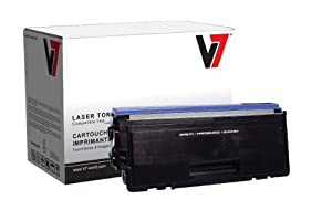 V7 V7TN580 Replacement Toner Cartridge for Brother TN580 Toner
