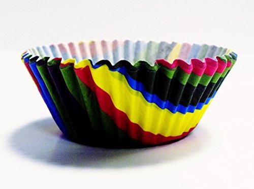 PME Cápsulas para Cupcakes modelo Rainbow 60 unidades