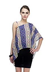 ZAIVAA Evelyn One Shoulder Top