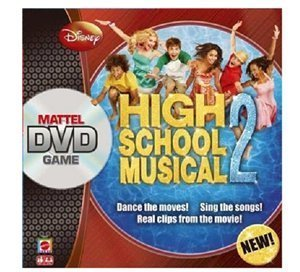 NEW High School Musical DVD Game (Audio/Video/Electronics)