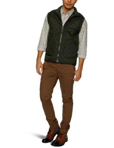 Selected Homme Jeans Berlin C Men's Gilet Rosin X-Large