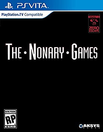 Zero Escape: The Nonary Games - PlayStation Vita The Nonary Games - PlayStation Vita Edition
