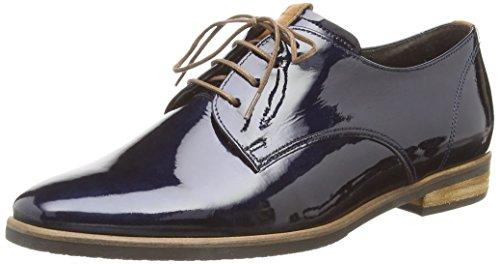 Gabor Shoes Comfort Sport 32.655 Scarpe Derby con lacci donna, Blau (nightb/satt(S.s/c) 86), 44