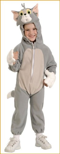 In Fashion Kids Unisex-Childs Tom Costume (8-10(fits 5-7 yr) (Tom Halloween Costumes)