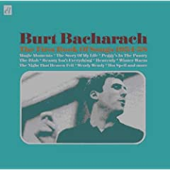 Burt Bacharach: The First Book of Songs 1954-1958