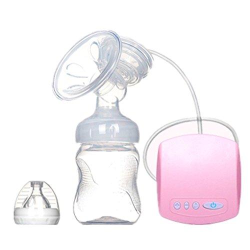 QHGstore Tiralatte comfort naturale singolo elettrico flusso del latte della tazza del silicone