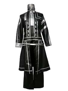 CTMWEB D.Gray-Man Cosplay Costume - Allen Walker Outfit V2 Set X-Large