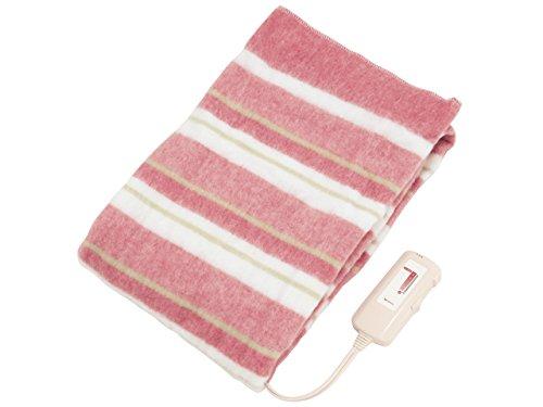 KOIZUMI【水洗いOK】電気敷毛布 130×80cm KDS-4041