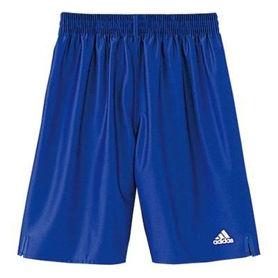 adidas (adidas) men's football pants BASIC game shorts (long) 342552 Royal / white 342552 S