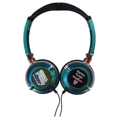 Investigation Corps Headphone (Giant Advance) (Sk-01gr)