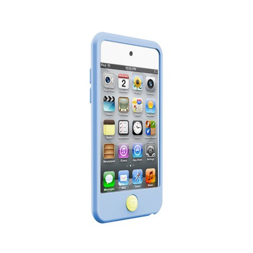 Switcheasy Colors Cover For Ipod Touch 4G (Baby Blue) front-1020504