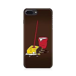 Mobicture Minimalist Spongebob Premium Printed Mobile Back Case For Apple iPhone 7 Plus