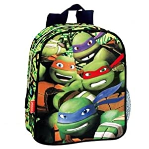 Teenage Mutant Ninja Turtles Junior Backpack