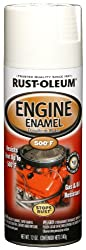 AUTOMOTIVE Engine Enamel Spray Paint - UNIVERSAL WHITE