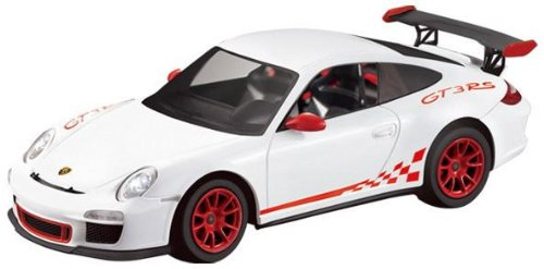 Save Price 1/14 Scale White Radio Remote Control Porsche 911 GT3 R-S RC Car R/C RTR