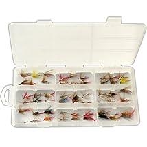 Silver Lake Fishing Flies Assortment