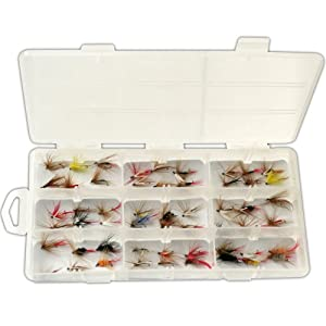 Silver Lake Fishing Flies Assortment