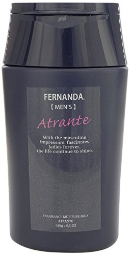FERNANDA FRAGRANCE MOISTURE MILK FOR MEN ATRAENTE