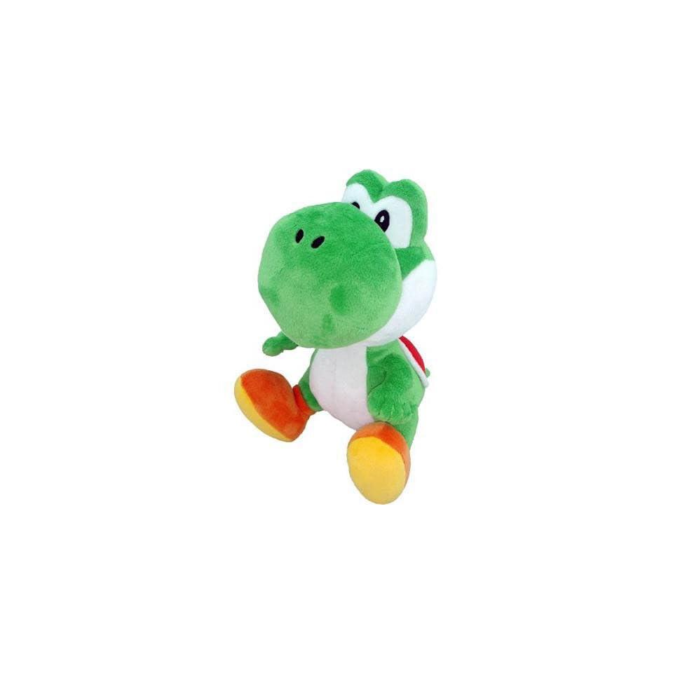 New Super Mario Bros. Wii 6 Inch Plush Yoshi