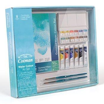 winsor-newton-cotman-water-colour-art-set-12-half-pans-pad-and-2-brushes