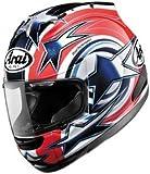 Arai-Corsair-V-Edwards-Red-Full-Face-Motorcycle-Riding-Race-Helmet---Red