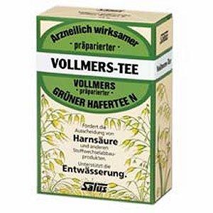 Vollmers Grüner Hafertee, 75g von SALUS Pharma GmbH - Gewürze Shop