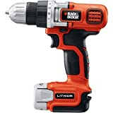 BLACK AND DECKER LDX112C 12V LITHIUM DRILL/DRIVER