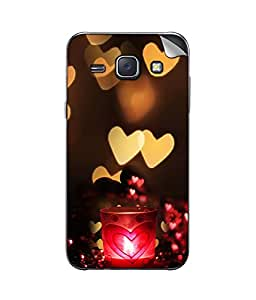MOBILE SKIN FOR SAMSUNG GALAXY CORE I8262