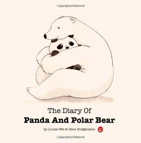 The Diary Of Panda & Polar Bear: A Fuzzy Little Comic