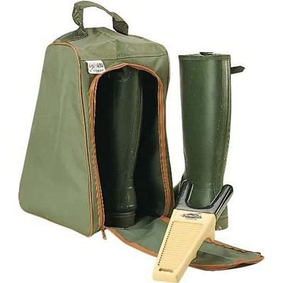 Green Caboodle Welly Bag