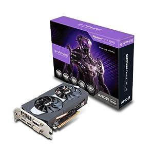 Sapphire Sapphire Radeon R7 265 2GB GDDR5 DVI-I / DVI-D / HDMI / DP Dual-X PCI-Express Graphics Card Graphics Cards 11232-00-20G