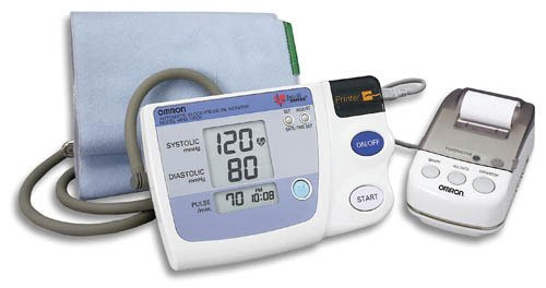 `Digital Blood Pressure W/Memory